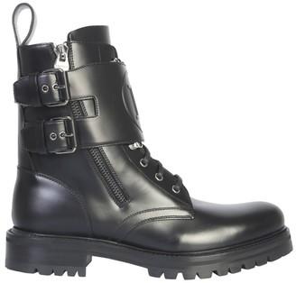 Balmain Nick Ranger Ankle Boots