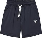 Hummel Dark Navy Finn Shorts