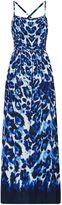Biba Lazela leopard maxi dress
