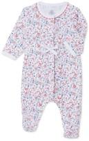 Petit Bateau Baby girls printed pyjamas