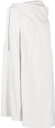 Y-3 Belted Waist Skirt