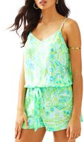 Lilly Pulitzer Deanna Tank-Top Romper