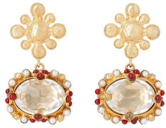 CHRISTIE NICOLAIDES Tesoro earrings