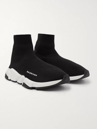 Balenciaga Black Men's Socks | Shop the