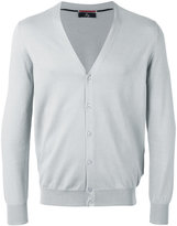 Fay - knitted cardigan - men - Cotton - 50
