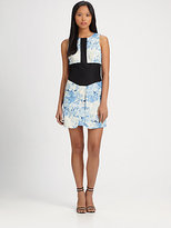 Daisies Sleeveless Dress