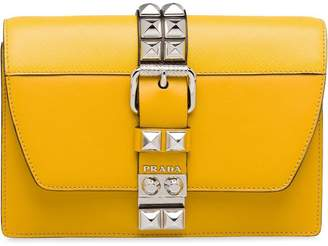 Prada Elektra studded shoulder bag