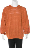 Joseph Abboud Linen Knit Sweater