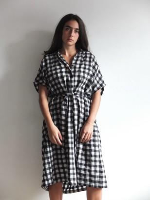 MII Oversize Vichy Dress - Unique size