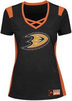 Majestic Women's Anaheim Ducks Draft Me T-Shirt