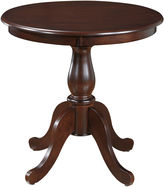 Asstd National Brand Salem 30 Pedestal Dining Table