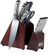 Oneida Pro Series 14-Piece Stainless Steel Knife Block Set