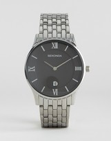 Sekonda Watch In Silver Stainless Steel 1153