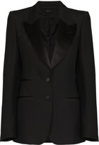 Tom Ford single-breasted tuxedo blazer