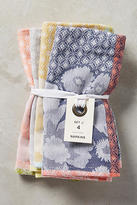 Anthropologie Jacinda Napkin Set