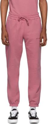 Aimé Leon Dore Pink French Logo Lounge Pants