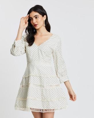 Shilla The Label Element Dot Dress