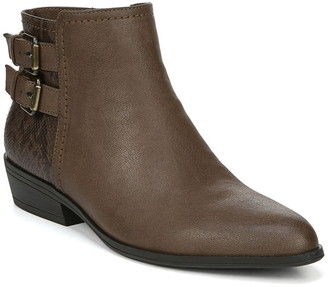 Soul Naturalizer Helen Snake Embossed Bootie - Wide Width Available