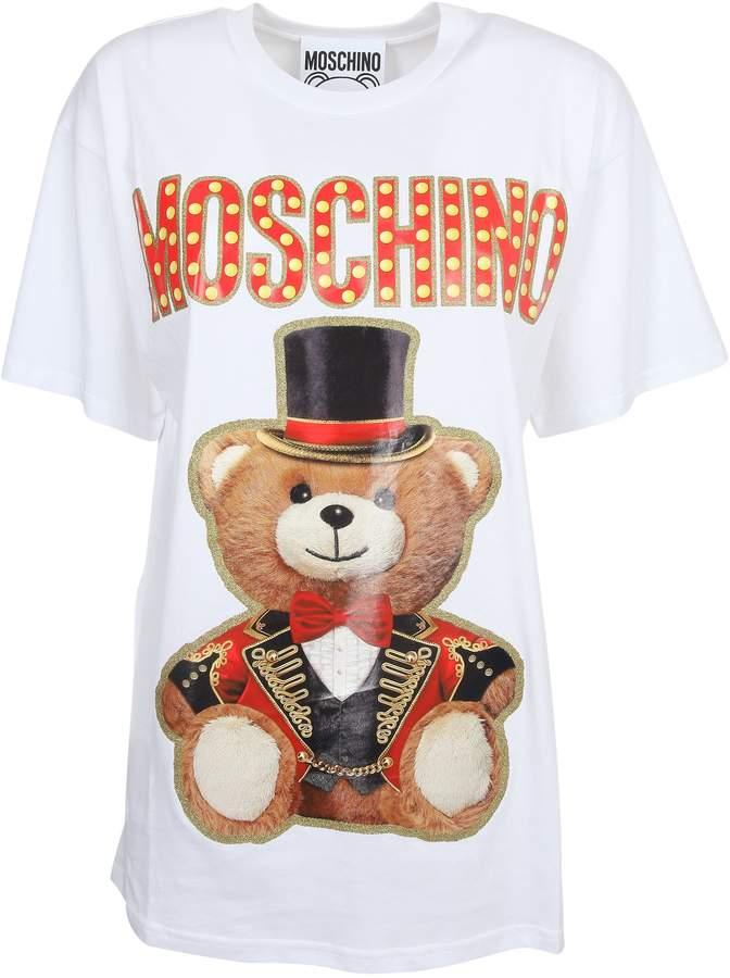 947dbcf9542 Moschino Teddy Bear T Shirt - ShopStyle