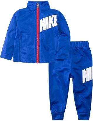 Nike Little Boy's 2-Piece Air Tricot Jacket Pants Set