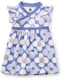 Tea Collection Surplice Neck Floral Dress