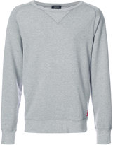Undercover rear patch sweatshirt