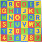 Tadpoles ABC 36 Piece Playmat Set