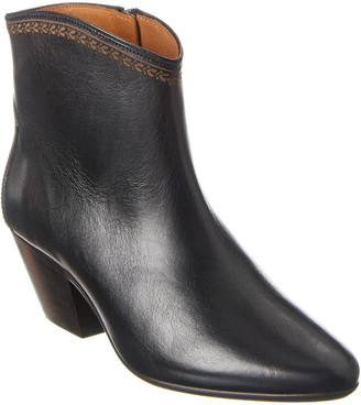 Isabel Marant Leather Bootie