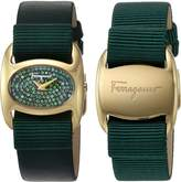 Salvatore Ferragamo Women's FIE090015 Varina Analog Display Quartz Watch