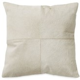 Donna Karan Exhale Genuine Calf Hair Pillow
