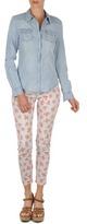 Sisley 4P0TD70P6 White / Pink