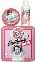 Soap & Glory Soap & GloryTM BIRTHDAY WASHESTM Gift Set