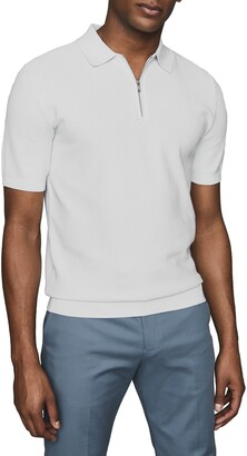 Reiss Tomas Slim Fit Polo