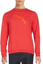 Puma Long Sleeve Crewneck T-Shirt