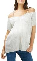 Topshop Women's Cold Shoulder Maternity Camisole