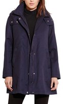 Lauren Ralph Lauren Women's A-Line Jacket With Removable Liner