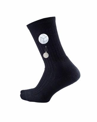 Thorlos Junior's Express Yourself Volleyball Crew Socks