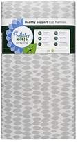 Naturepedic Lullaby Earth Super Lightweight Crib Mattress- Leaf