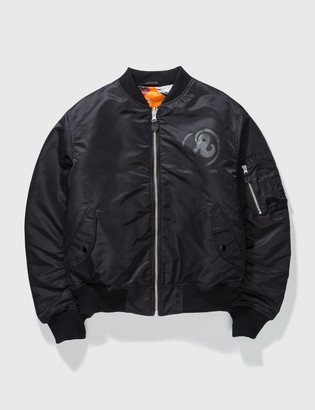 Richardson Magazine Reversible MA-1 Jacket
