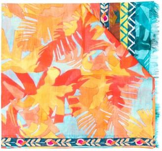 Altea Foliage Printed Scarf