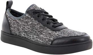 Alegria Men's Sandals GREY - Gray & Black Stretcher Sneaker - Men