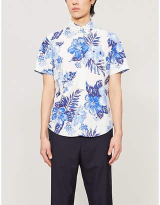 Polo Ralph Lauren Floral-print cotton shirt