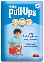 Huggies Pull Ups Potty Training Pants for Boys Size 6 Large 16-23kg