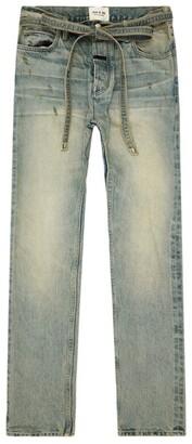 Fear Of God Slim Vintage Jeans