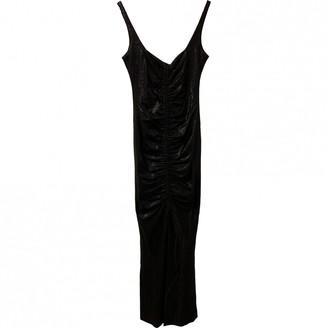 Galvan Black Dress for Women