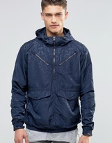 French Connection Jacket in printed Lawson Marle