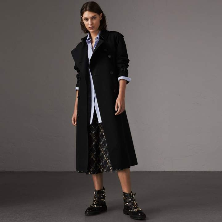 Burberry The Westminster - Extra-long Trench Coat