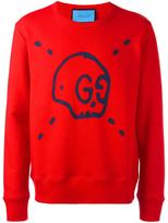 Gucci Ghost sweatshirt - men - Cotton - S