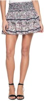 Juicy Couture Riviera Blossoms Mini Skirt