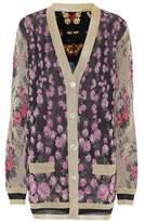Gucci Reversible cardigan